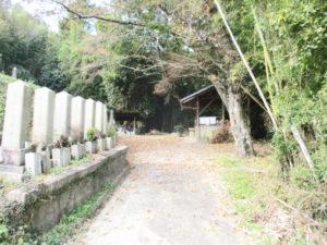 打田宮本墓地4(京田辺市)