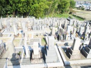 松井墓地5(京田辺市)
