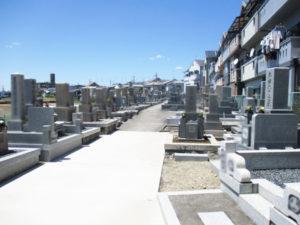 上神田墓地3(寝屋川市)