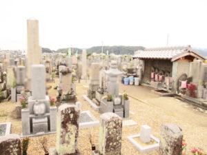 市営隅田墓地3(八幡市)