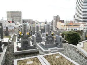 郡共同墓地16(寝屋川市