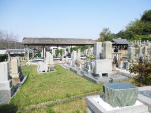 水取区墓地14(京田辺市)