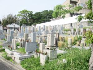 太秦共同墓地8(寝屋川市)