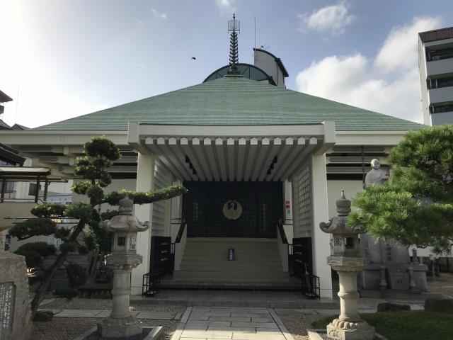 (神戸市)久遠寺外観1