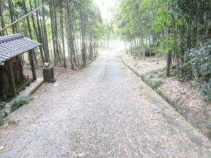 興戸山添墓地3(京田辺市)