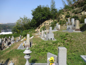 水取区墓地10(京田辺市)