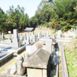 普賢寺野神墓地(京田辺市)
