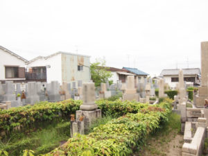 高宮墓地13(寝屋川市)