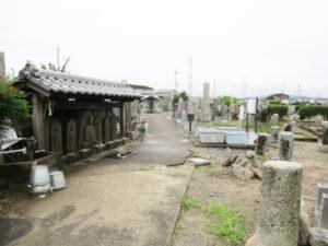 番賀の墓15(八幡市)