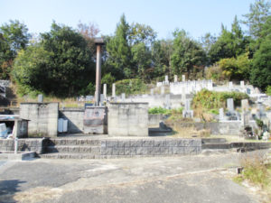 多々羅住建寺墓地10(京田辺市)