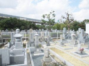 小林墓地8(京田辺市)