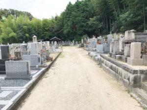 河内森共同墓地(交野市)