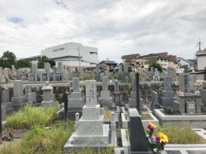 郡津共同墓地(交野市)