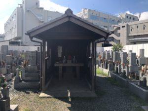 八雲墓地(守口市)のお墓