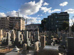 太子堂墓地(八尾市)のお墓