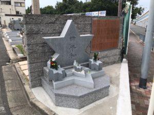 諸福新田太子田(大東市)のお墓