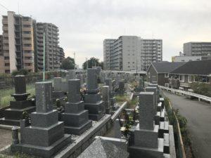 豊中渡場墓地(豊中市)のお墓