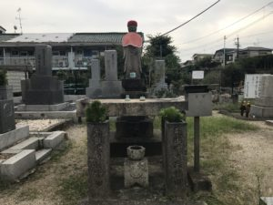 長島墓地(豊中市)のお墓