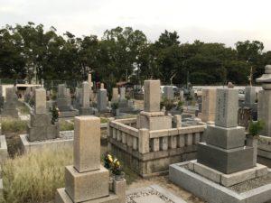 勝部霊地(豊中市)のお墓