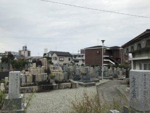 麻田共同墓地(豊中市)のお墓