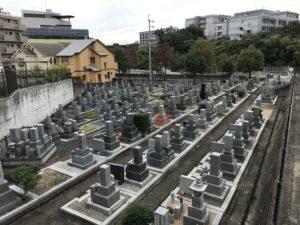 桜井谷墓地・柴原霊園(豊中市)のお墓
