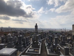 上六桜井共同墓地(東大阪市)のお墓