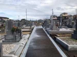 伯太墓地(和泉市)のお墓