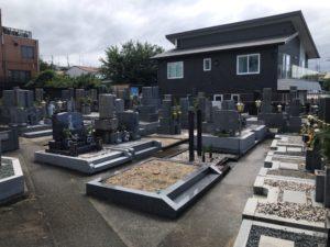 北山口墓地(和泉市)のお墓