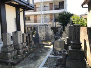 徳用寺(豊中市)のお墓