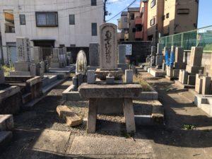 安田墓地(鶴見区)のお墓