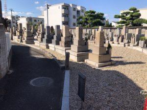 巣本共同墓地(門真市)のお墓