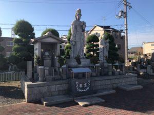 植附・芝墓地(東大阪市)のお墓