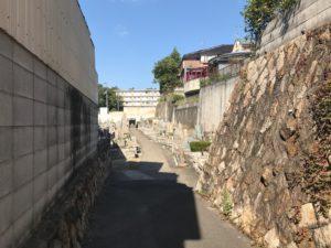 北刀根山墓地(豊中市)のお墓