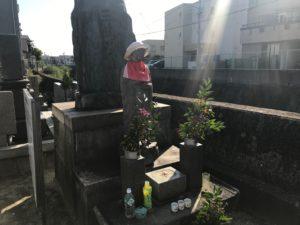 三屋墓地(豊中市)のお墓
