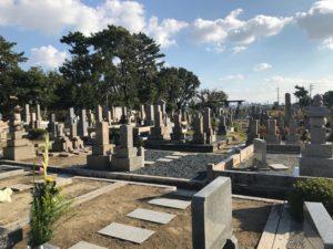 服部北条墓地(豊中市)のお墓