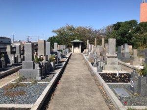 深野北共同墓地(大東市)のお墓