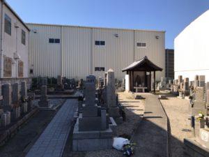 下馬伏共同墓地(門真市)のお墓