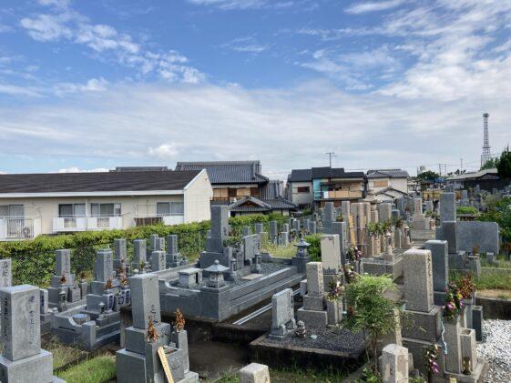 国府河上頭墓地(和泉市)のお墓