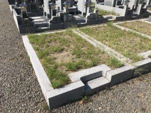 寝屋川市公園墓地のお墓