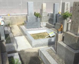 小阪合墓地(八尾)お墓