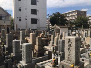 善念寺墓地(大東市)のお墓