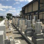 東仙寺墓地(高槻市)のお墓