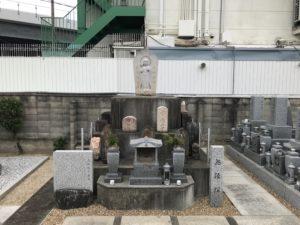 八尾市立久宝寺墓地(八尾市)のお墓