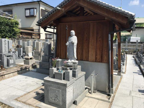 西郷墓地(八尾市)のお墓