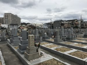 弓削墓地(八尾市)のお墓