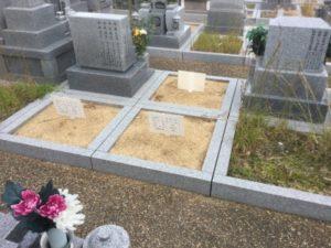 八尾市立龍華墓地(八尾市)のお墓