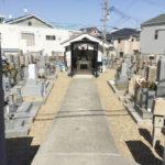 安中共同墓地(八尾市)のお墓