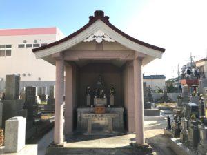 小坂合墓地(八尾市)のお墓