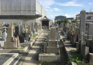 小阪合墓地(八尾)のお墓