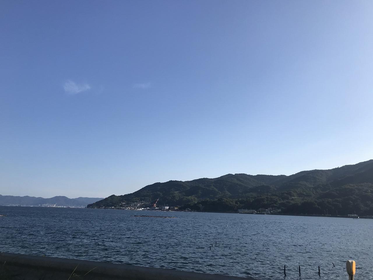 広島県江田島市へ現確に行ってきました。